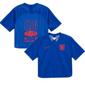 England Top - Royal Blue - Womens