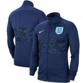 England l96 Anthem Track Jacket - Navy