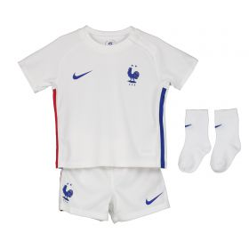 France Away Stadium Kit 2020-21 - Infant