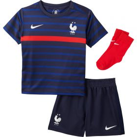 France Home Stadium Kit 2020-21 - Infants