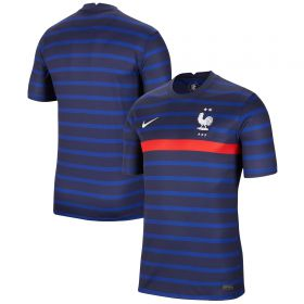 France Home Stadium Shirt 2020-21