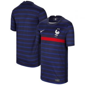 France Home Stadium Shirt 2020-21 - Kids
