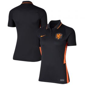 Netherlands Away Stadium Shirt 2020-21- Womens