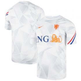 Netherlands Breathe Top - White