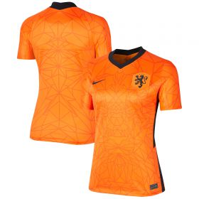 Netherlands Home Stadium Shirt 2020-21 - Womens