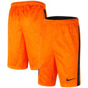 Netherlands Home Stadium Shorts 2020-21 - Kids