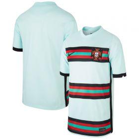 Portugal Away Stadium Shirt 2020-21 - Kids