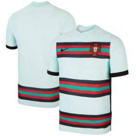 Portugal Away Vapor Match Shirt 2020-21