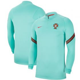 Portugal Dri-Fit Strike Drill Top - Mint