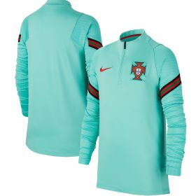 Portugal Dri-Fit Strike Drill Top - Mint - Kids