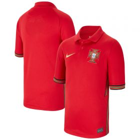 Portugal Home Stadium Shirt 2020-21 - Kids
