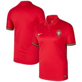 Portugal Home Stadium Shirt 2020-21 - Womens