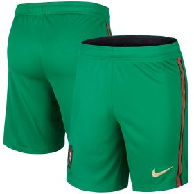 Portugal Home Stadium Shorts 2020-21