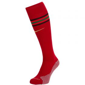 Portugal Home Stadium Sock 2020-21