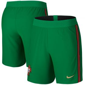 Portugal Home Vapor Match Shorts 2020-21