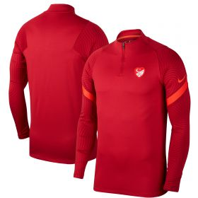 Turkey Dri-Fit Strike Drill Top - Red