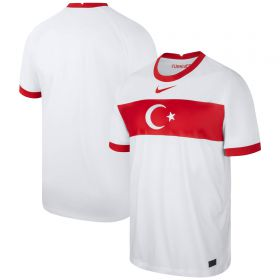 Turkey Home Stadium Shirt 2020-21