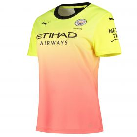 Manchester City Authentic Third Shirt 2019-20 - Womens with Wembley 20 printing