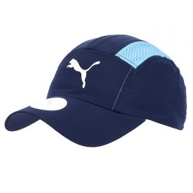 Manchester City DNA Running Cap - Light Blue