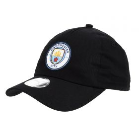 Manchester City Team Cap - Black