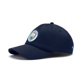 Manchester City Team Cap - Navy