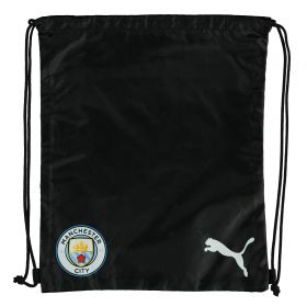 Manchester City Training Gym Sack - Black