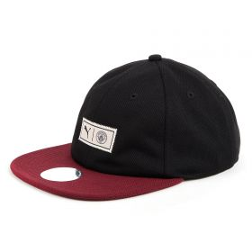 Manchester City Urban Downtown FB Cap - Black
