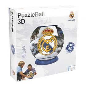 Real Madrid Puzzle Ball