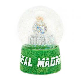 Real Madrid Snow Globe - 9cm
