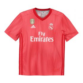 Real Madrid Third Shirt 2018-19 - Kids with Brahim 21 printing