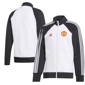 Manchester United Icons Top - Black