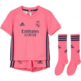 Real Madrid Away Minikit 2020-21