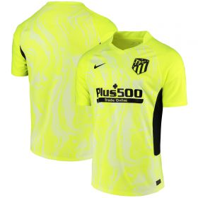 Atlético de Madrid Third Stadium Shirt 2020-21