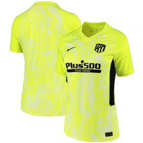 Atlético de Madrid Third Stadium Shirt 2020-21 - Womens