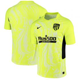 Atlético de Madrid Third Vapor Match Shirt 2020-21