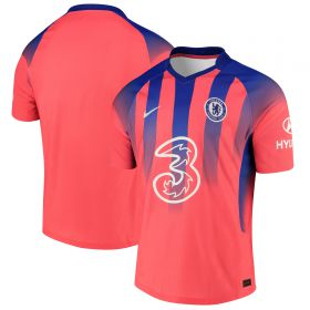 Chelsea Third Vapor Match Shirt 2020-21