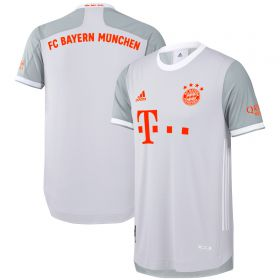 FC Bayern Authentic Away Shirt 2020-21