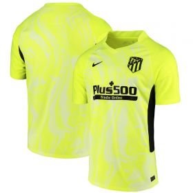 Atlético de Madrid Third Stadium Shirt 2020-21 - Kids