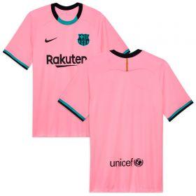 Barcelona Third Stadium Shirt 2020-21