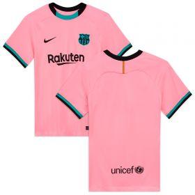 Barcelona Third Stadium Shirt 2020-21 - Womens