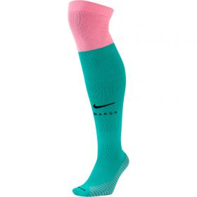 Barcelona Third Stadium Sock 2020-21