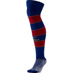 Barcelona Home Vapor Match Sock 2020-21