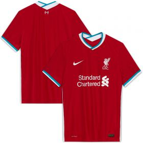 Liverpool Home Vapor Match Shirt 2020-21