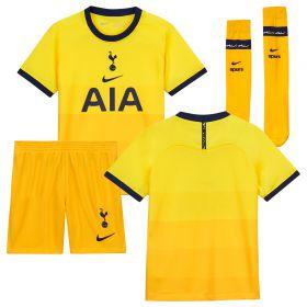 Tottenham Hotspur Third Stadium Kit 2020-21 - Little Kids