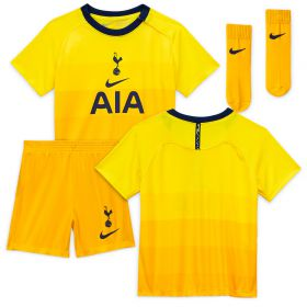 Tottenham Hotspur Third Stadium Kit 2020-21- Infants