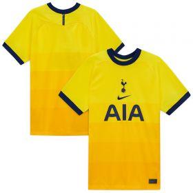 Tottenham Hotspur Third Stadium Shirt 2020-21 - Womens