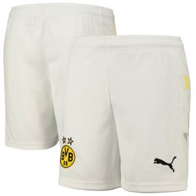 Borussia Dortmund Third Shorts 2020-21 - Kids