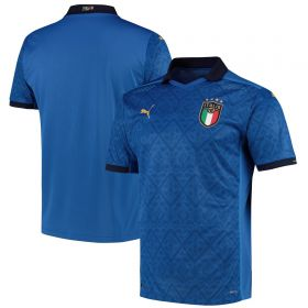 Italy Authentic Home Shirt 2019-21