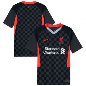 Liverpool Third Stadium Shirt 2020-21 - Kids