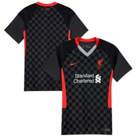 Liverpool Third Stadium Shirt 2020-21 - Womens